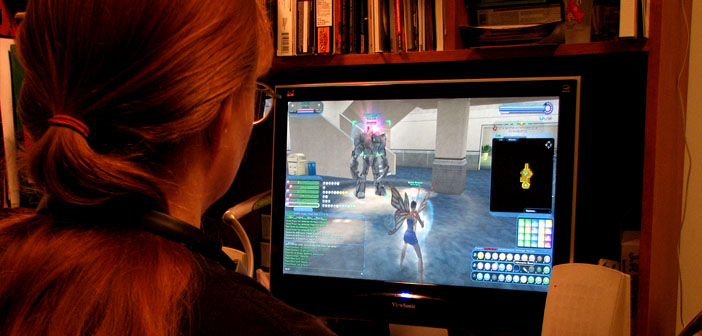 Online Computer Games Force Women Into The Closet