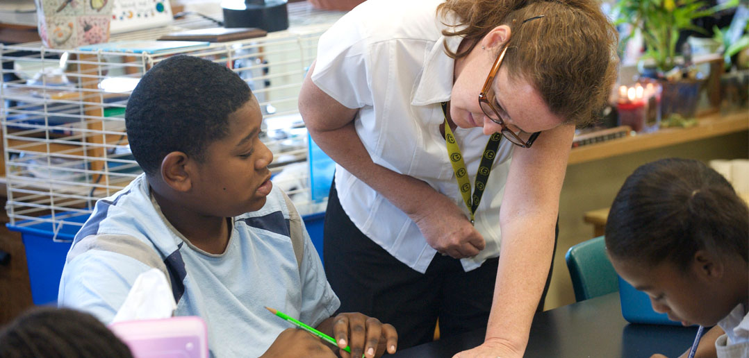 White teachers more likely to doubt educational prospects of black ...