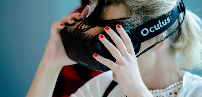 Study: Oculus Rift virtual reality headset induces motion sickness and is sexist in its effects
