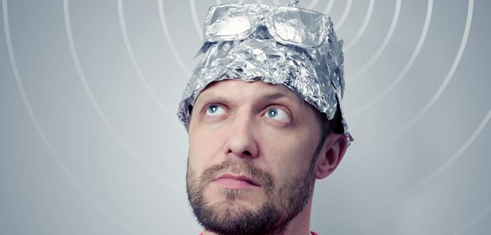 Study: Conspiracy theorists are not necessarily paranoid