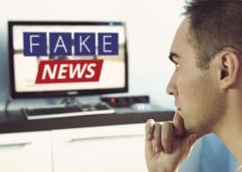 People view their political opponents as being more influenced by fake news than themselves, study finds