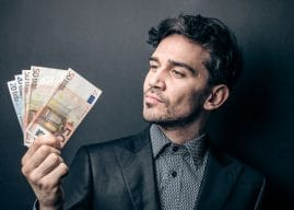 Large amount of wealth linked to increased happiness — especially among those who earned it