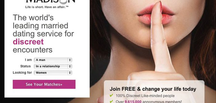 Study: Christians' sex guilt predicts their demonization of victims of Ashley Madison hack