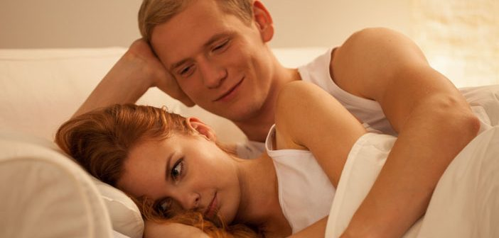 Rejecting sex doesn't harm your relationship — if it's done in a positive and reassuring way