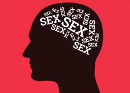 Attempts to suppress sexual thoughts could result in an increase of those thoughts