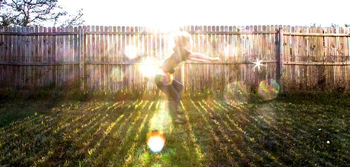 Playing outside could make kids more spiritual