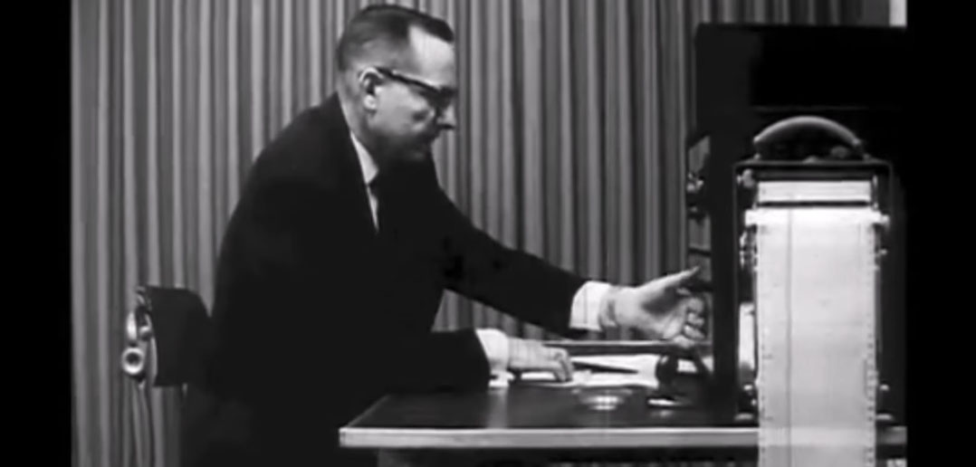 Stanley Milgram's famous obedience experiment