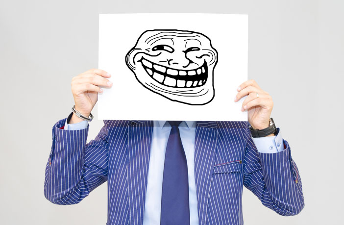 Experiments show online environment can spread trolling behaviors from person to person