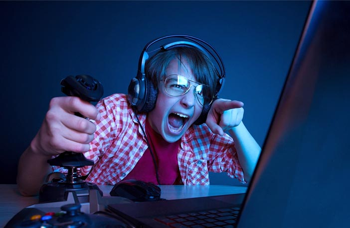 Teens' psychopathology is reflected in their virtual videogame behaviors, study finds
