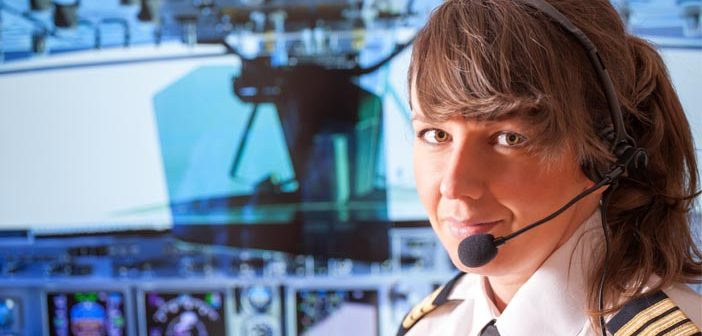 Unpredictable simulator training can improve pilots' responses to surprising situations in-flight