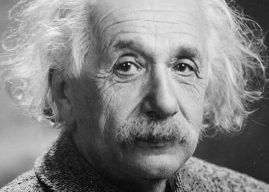 Virtual reality study finds seeing yourself as Einstein may change the way you think