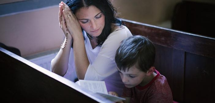 Children of religious parents have a reduced risk of suicidal behavior, study finds