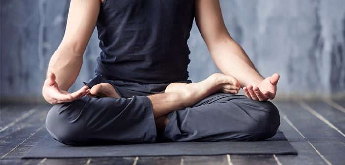 Study: Yoga practice reduces the psychological distress and paranoid thoughts of prison inmates