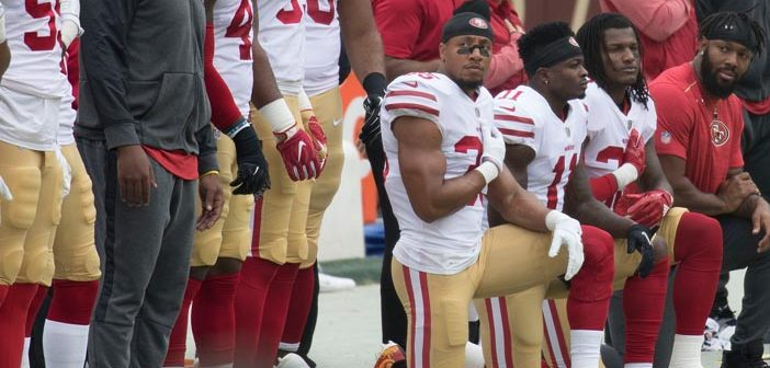 Masculine honor beliefs linked to disapproval of National Anthem protests, study finds