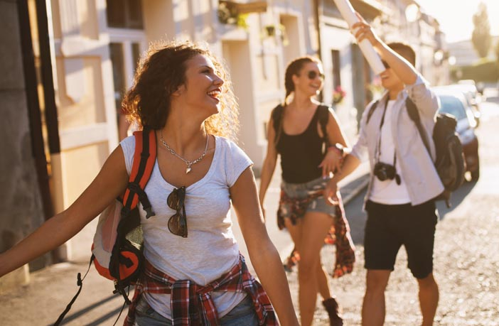 The city you live in has a personality of its own – and it may be influencing your self-esteem