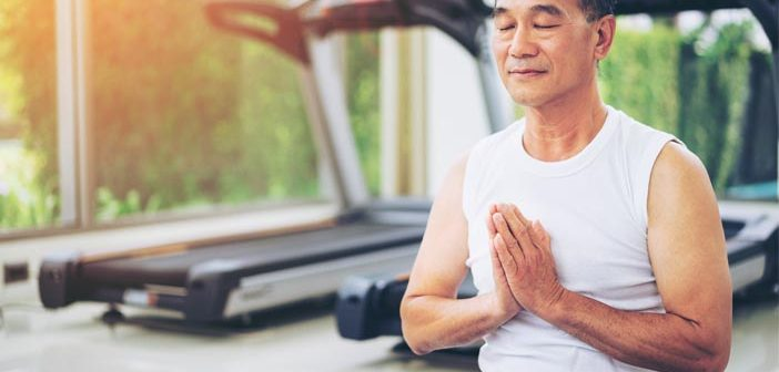 Mindfulness yoga reduces depression and increases mobility in patients with Parkinson disease