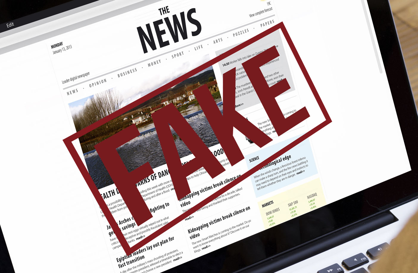 Partisanship predicts belief in fake news more strongly than conspiracy mentality, study finds